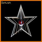 SpinLight Star5 ball red