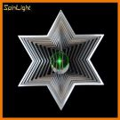 SpinLight Star6 Ball green
